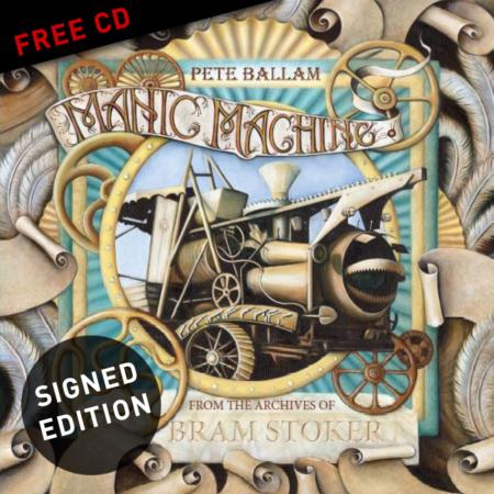 Manic Machine Album cover