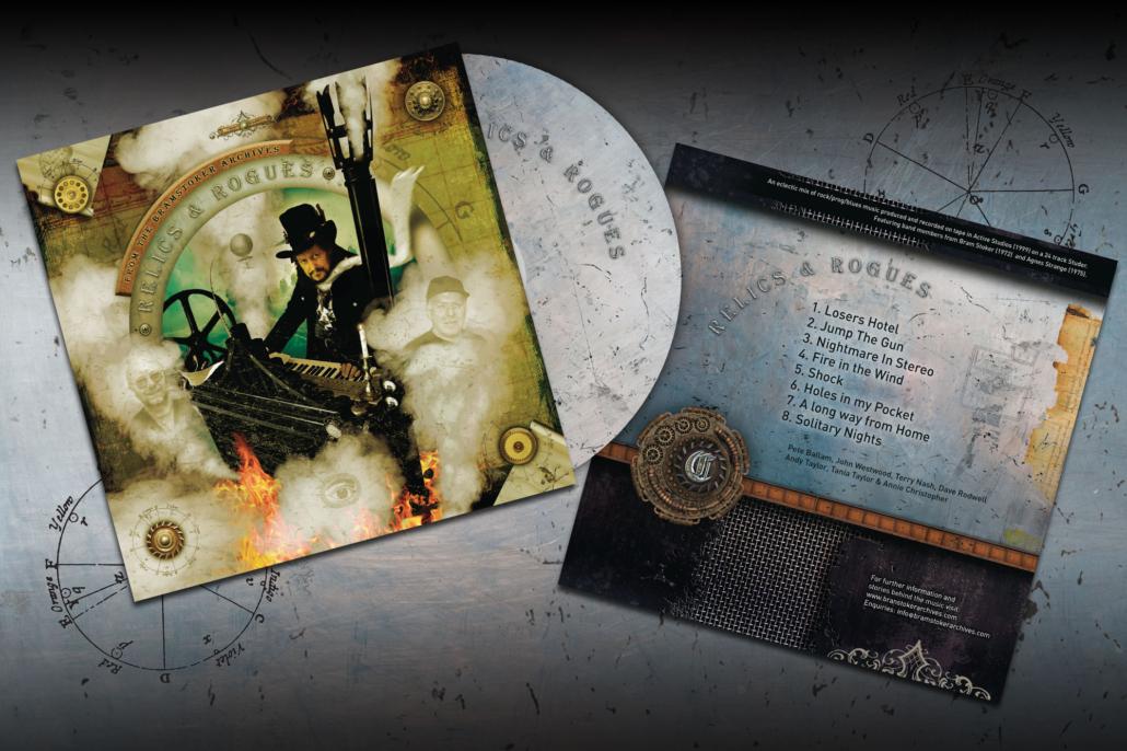Relics & Rogues CD cover